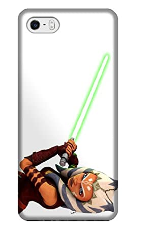 separation shoes cef1c 96c95 movie-star wars ahsoka tano on cellphone cases for Iphone 5 5s ...