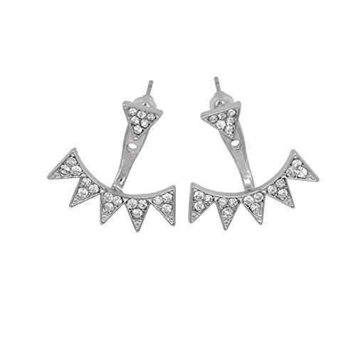 [ER1210035C1 Fashion Alloy Europe Geometric Plating Women's Earring] (Starter Dance Costumes For Sale)