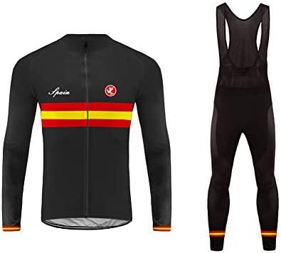 UGLYFROG Bike Wear Designs-España Bandera Maillots de Bicicleta ...