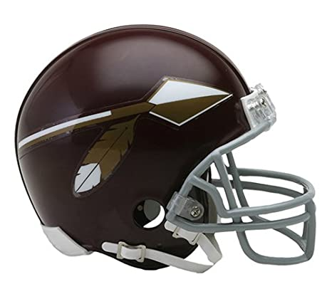 Amazon.com  Washington Redskins 1965-1969 Throwback Riddell Mini Football  Helmet - New in Riddell Box  Sports Collectibles 6e10748b4
