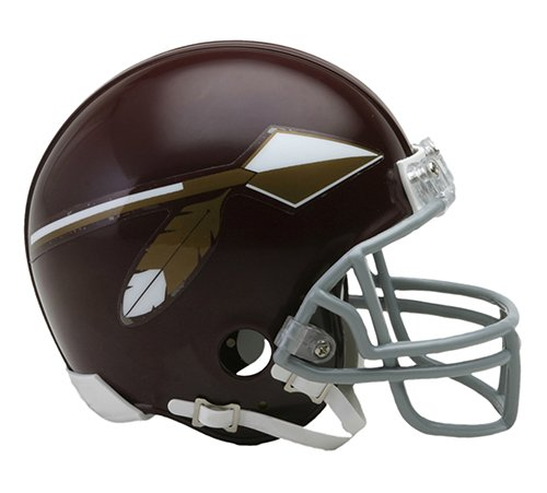 (Washington Redskins 1965-69 Spear Throwback NFL Riddell Replica Mini Helmet)
