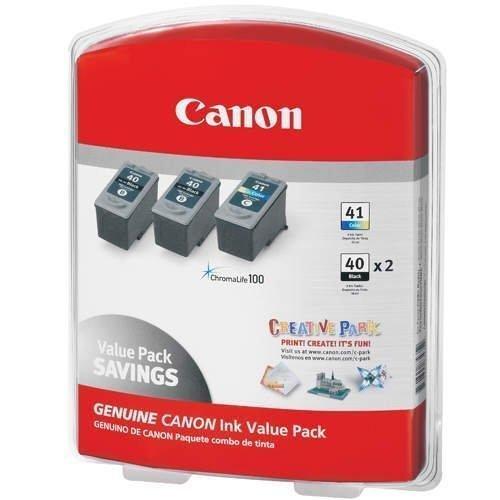 Refill Canon Pixma (Canon Ink Value Pack Saving --)