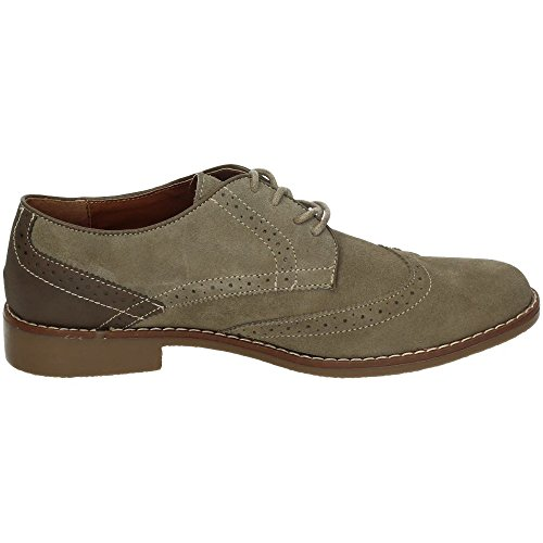 XTI, Scarpe stringate uomo grigio Size: 41
