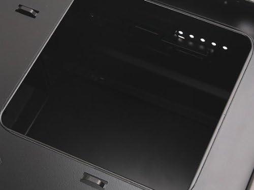 Silverstone Tek Micro-ATX Mini-DTX Black Mini-ITX Mini Tower Plastic with Aluminum Accent Computer Cases PS07B