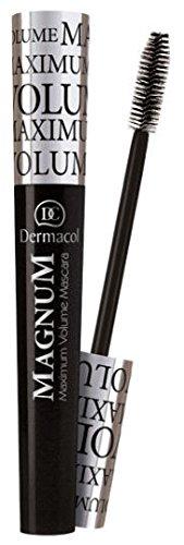 Dermacol - Máscara de Pestañas - Máscara Magnum Máximo Volumen - 1 unidad 9848