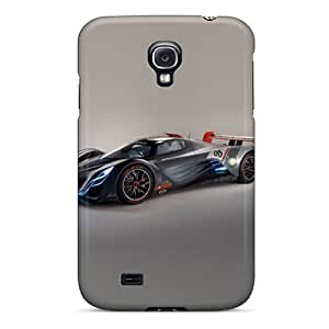 For NJUqBWF4140znWFh Racing Car Protective Skin/For Case HTC One M7 Cover