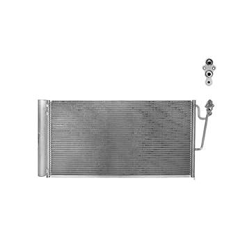 VAN WEZEL 06005363 Kondensator Klimaanlage