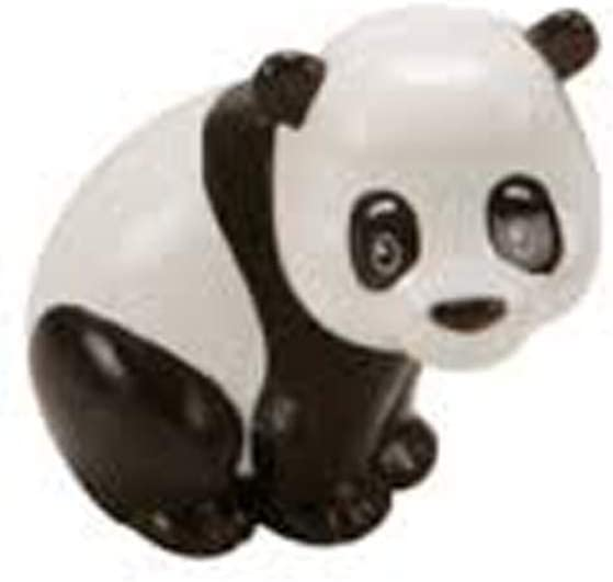 Fp Replacement Figure for Fisher-Price Little People Share and Care Safari FHF35 Includes 1 Replacement Panda Bear Figure