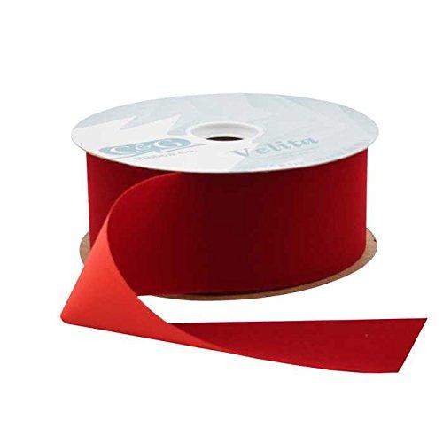 Berwick Vlt-100-25-Hol Offray C&G Velita Velvet Ribbon, 4