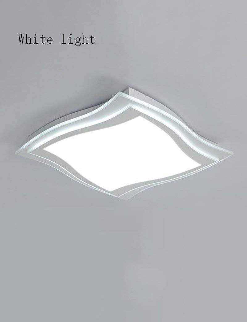 Haiyao シーリングランプ、ホームリビングルームのシーリングランプ、寝室の装飾のシャンデリア、室内シーリングライトの導き、目の保護シーリングライトモダンクリエイティブスターライト (Color : Promise Dimming-60cm) B07QQKKRT5 Promise Dimming-60cm