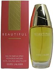 Beautiful By Estee Lauder For Women. Eau De Parfum Spray 2.5 oz