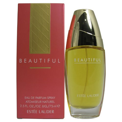 2.5 Ounce Fragrances (Beautiful By Estee Lauder For Women. Eau De Parfum Spray 2.5 Ounces)