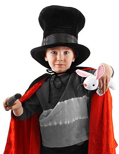 elope Magician Top Hat With Plush Rabbit For (Magic Hat With Rabbit)