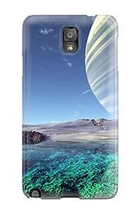 Wonderful Design Moving Desktop S Phone Case For Galaxy Note 3 Premium Tpu Case