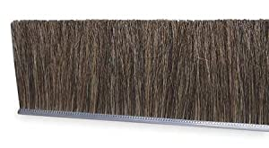 Strip Brush, 36 In L, Overall Trim 2 In