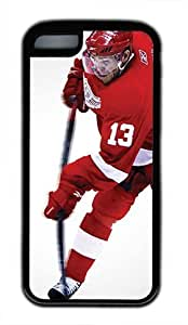 Pavel Datsyuk Red Wings Customizable iphone 5C Case by icasepersonalized
