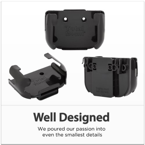 TotalMount Roku Mounting System (Compatible with Roku 3, Roku 2, Roku 1, and Roku LT) by TotalMount (Image #5)