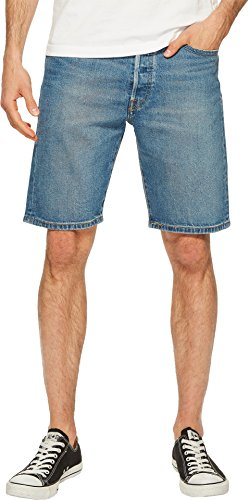 Levis Mens 501 Hemmed Short