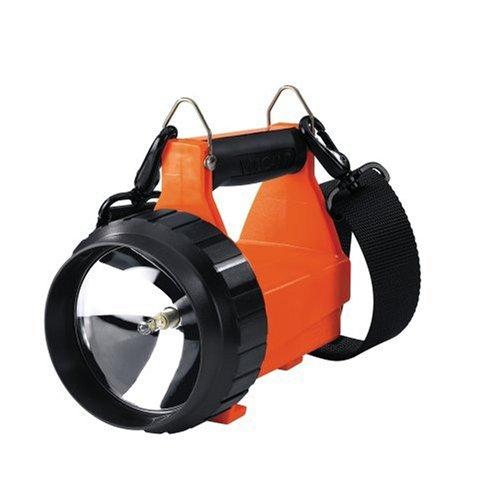 Streamlight 44500 Vulcan Standard System Lantern, Orange (Fire Vulcan Rechargeable Flashlight)