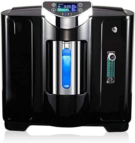 QXXNB Generador de máquina de oxígeno Ajustable portátil 1-6L ...
