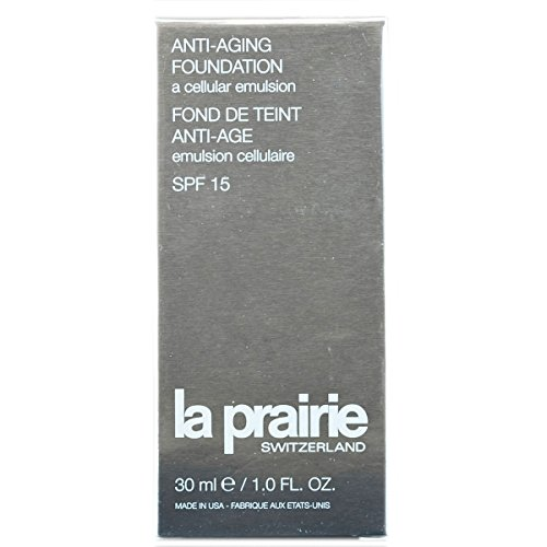 La Prairie Anti-Aging Foundation SPF 15, # 400, 1 Ounce by La Prairie
