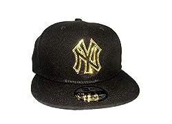 Swarovski CRYSTALLIZED Snapback Baseball Cap