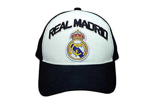 Real Madrid C.F. Authentic Official Licensed Soccer Cap (One Size cfc47a759e03