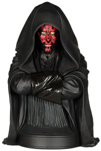 Star Wars: Darth Maul Mini-Bust