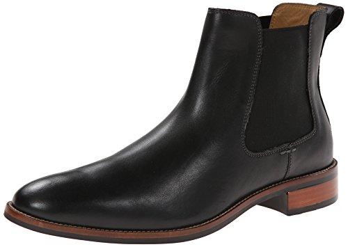 Cole Haan Men's Lenox Hill Chelsea Boot - Black Waterproo...