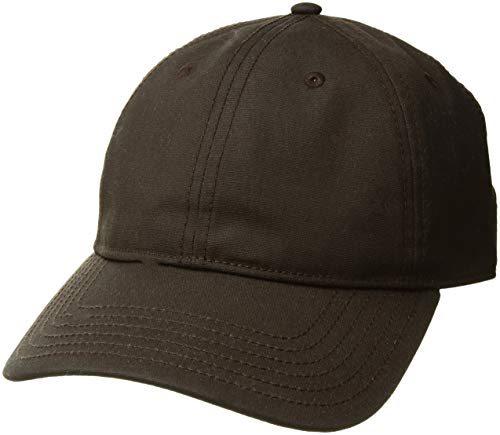prAna Men's Cromwell Ball Cap Cold Weather Hats, One Size, Brown (Barbour Cap)