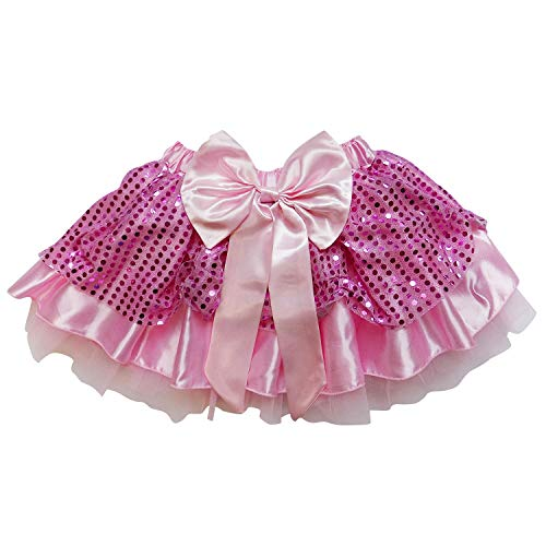 So Sydney Sparkle Running Costume Skirt Race Tutu, Costume, Princess, Ballet, Dress-Up, 5K (L (One Size for Adults), Sleeping Beauty Aurora) -