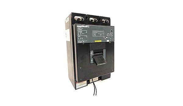 Square D LCL364008041 400A Circuit Breaker w/Shunt 600V 3P 400 Amp Green Label: Amazon.com: Industrial & Scientific