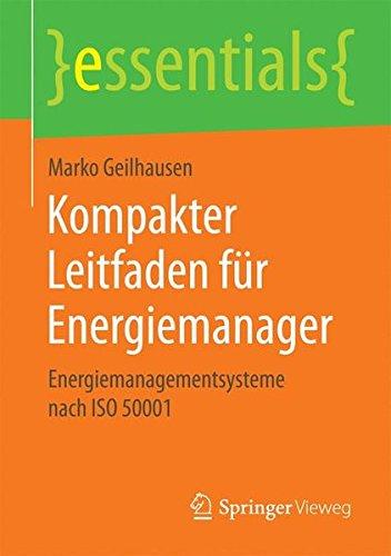 Kompakter Leitfaden für Energiemanager (essentials)