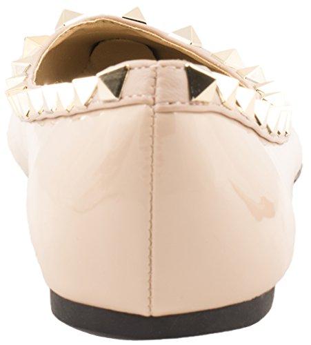 Elara - Zapatillas de casa Mujer Flesh