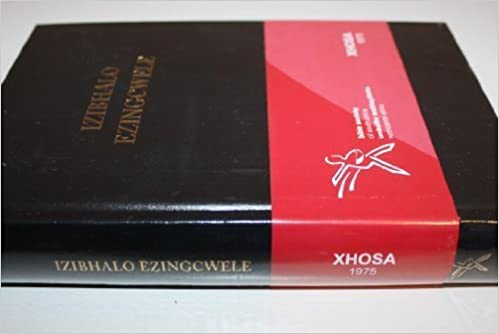 Izibhalo ezingcwele bible in xhosa language black hard cover izibhalo ezingcwele bible in xhosa language black hard cover bible society amazon books fandeluxe Choice Image