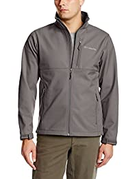 Men's Ascender Softshell Front-Zip Jacket