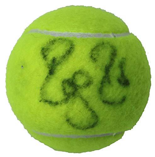 Roger Federer Pro Tennis Player Signed Autographed Wilson U.S. Open Tennis Ball COA