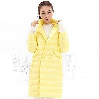 PiterNace Warm;Cozy 1PC Thin Down Jacket Women Winter Coat Womens Down Jackets Long Coats