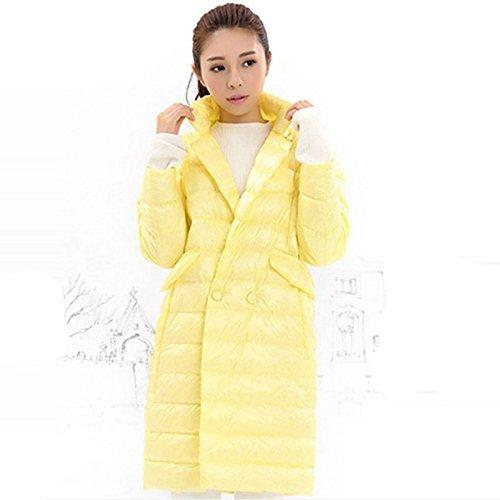 Amazon.com: PiterNace Warm;Cozy 1PC Thin Down Jacket Women ...