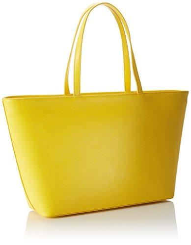 Love Moschino JC4059, Tote para Mujer, 12x27x52 cm (B x H x T) Amarillo (yellow)