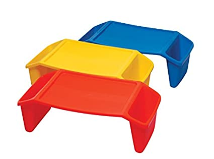dial 705 ast handy and stackable lap tray assorted color - Color Tray