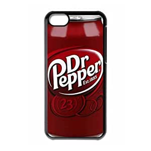 Dr Pepper Special Drink Custom Hard Iphone 5c Case Cover by runtopwell