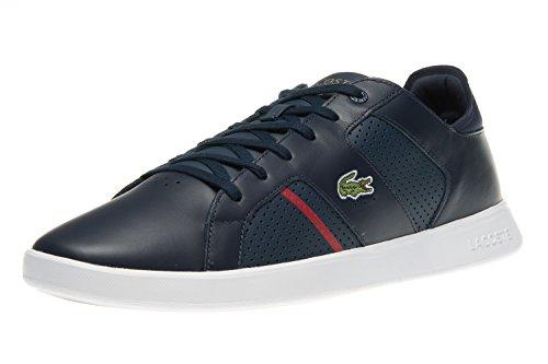 Lacoste Uomo Novas Ct 118 1 Spm Sneaker Blu Blu