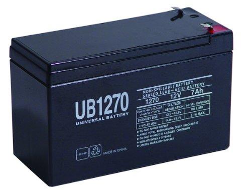 Acid Lead (Universal Power Group 85945 Sealed Lead Acid Battery)