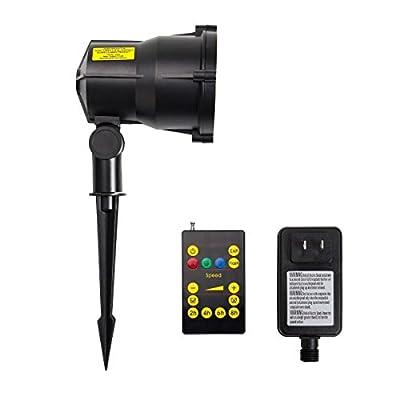 Poeland Outdoor Star Projector Laser Christmas Lights