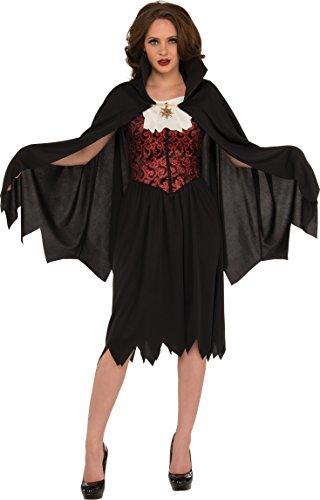 Rubie's Costume Co Women's Lady Vampire Costume, As Shown, Standard ()