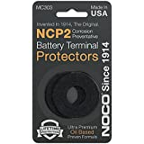NOCO NCP2 MC303S Oil-Based Battery Anti-Corrosion Terminal Preventative Protector Pads (Pack of 2)