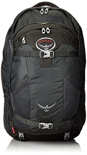 Osprey Farpoint 55 Travel Backpack Charcoal Gray MediumLarge