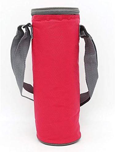 LEYENDAS Bag Bolso Nevera Isotérmica para Camping y Piscina. Bolsa Porta Botellas Tejido Oxford y Forro de lámina de PEVA ecológica. (2 litros)