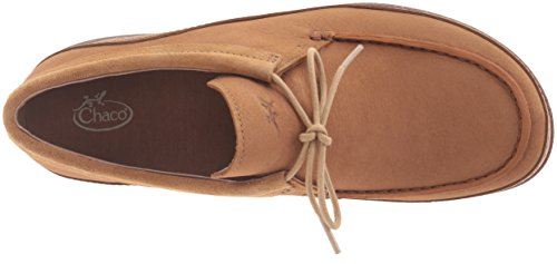 Chaco Womens Pineland Moc-w Hiking Shoe Bone Brown